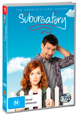 Suburgatory: The Complete First Season DVD