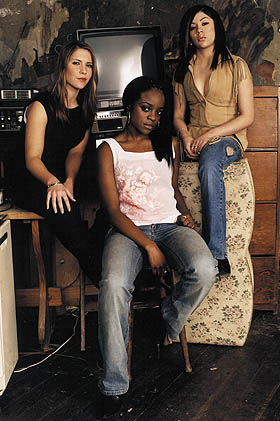EXCLUSIVE Sugababes Interview