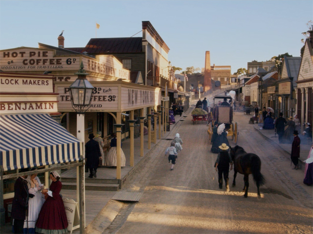 Sovereign Hill School Holidays