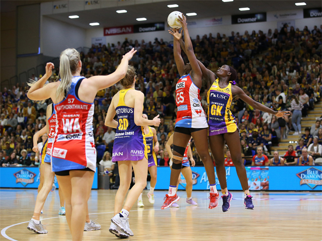 Suncorp Super Netball Grand Final