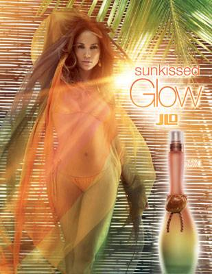 Sunkissed Glow JLo Fragrance