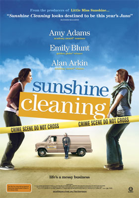 Sunshine Cleaning Review