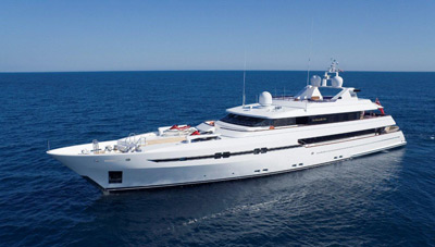 Multimillion Dollar Superyachts