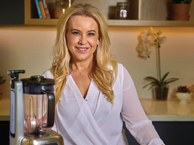 Susie Burrell Smoothie Recipes and Interview