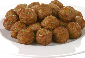Sweet and Saucy Meatballs