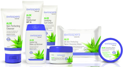Swisspers Natural Aloe Everything Balm