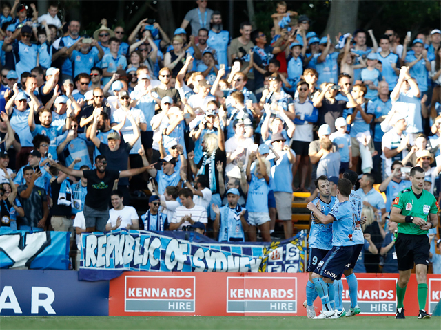 Sydney FC Match this Friday
