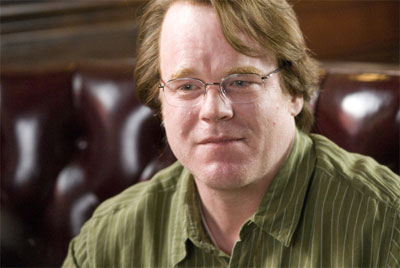 Phillip Seymour Hoffman Synecdoche New York Interview