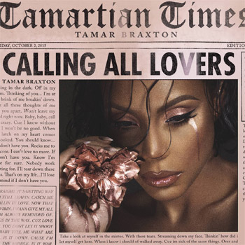 Tamar Braxton Calling All Lovers