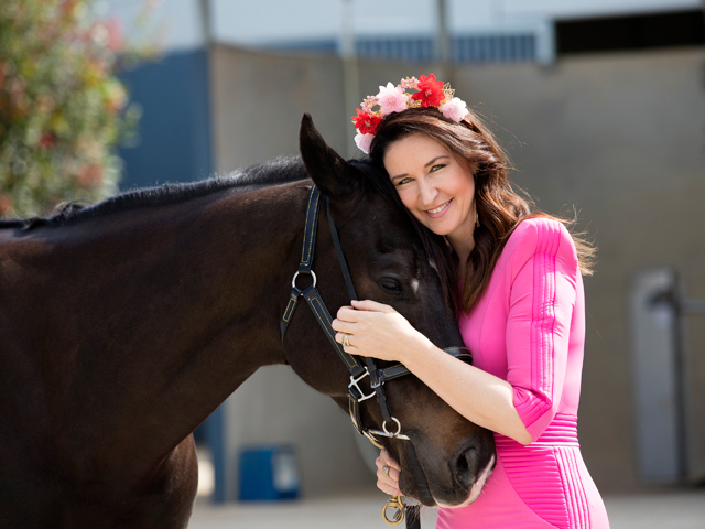 Tam Wrigley Spring Racing Carnival Interview