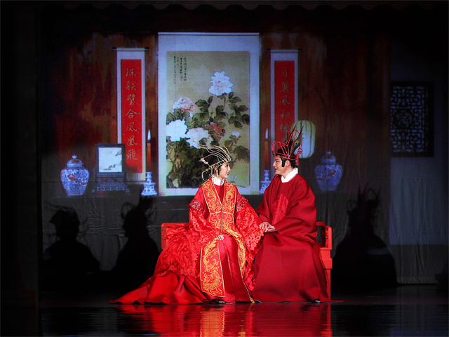 Tang Xianzu the Playwright in Concert