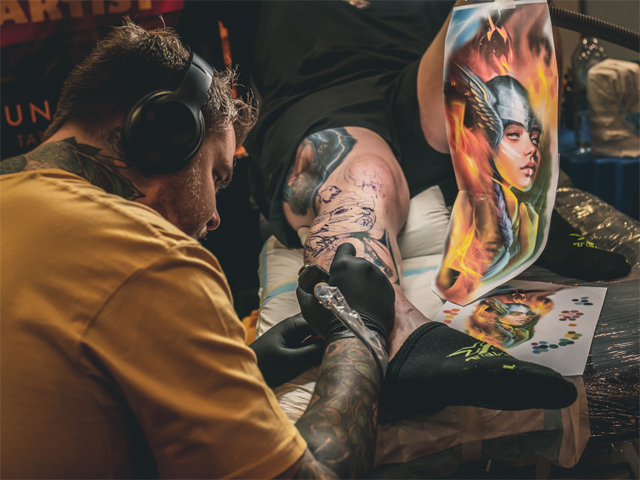 Australian Tattoo Exhibition