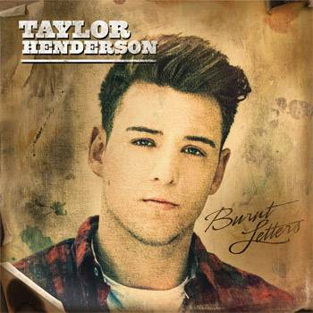 Taylor Henderson Burnt Letters