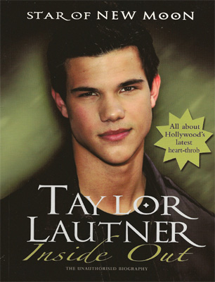Taylor Lautner Inside Out Star of New Moon