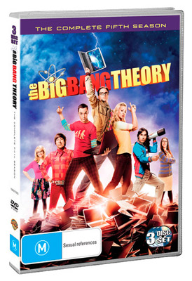 The Big Bang Theory The Complete Fifth Season