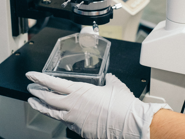 Tear Samples Could Help Detect Diabetes Complication