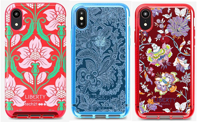 London Liberty iPhone Cases