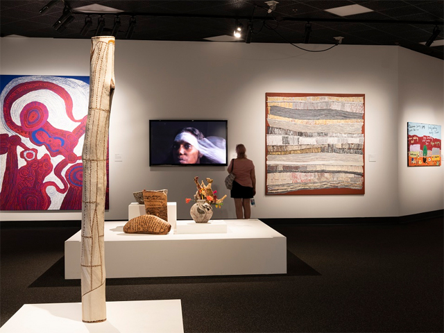 Telstra National Aboriginal & Torres Strait Islander Art Awards Finalists