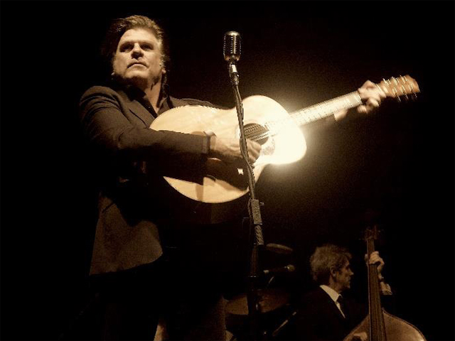 Tex Perkins The Man In Black