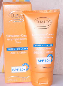 Thalgo Face Sunscreen Cream 30+