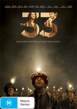 The 33 DVD