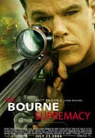Matt Damon The Bourne Supremacy