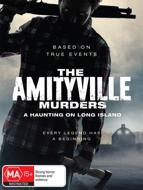 The Amityville Murders DVDs
