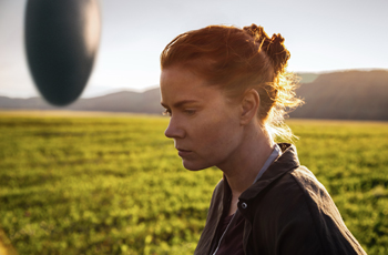 Amy Adams Arrival Interview