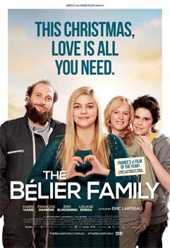 The Belier Family Advanced Screening Tickets