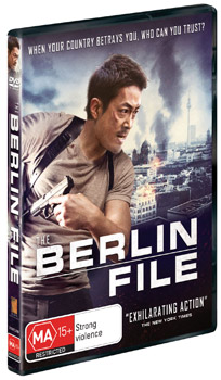 The Berlin File DVD