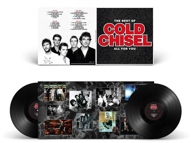 The Best Of Cold Chisel: All For You Deluxe Edition