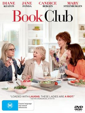 Win The Book Club DVDs