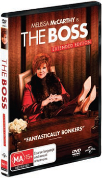 The Boss DVD
