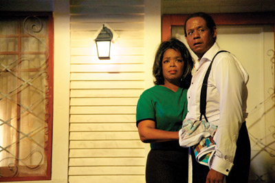Forest Whitaker Lee Daniels' The Butler Interview