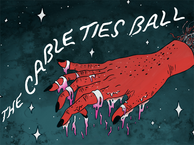 The Cable Ties Ball