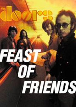 The Doors: Feast Of Friends DVD