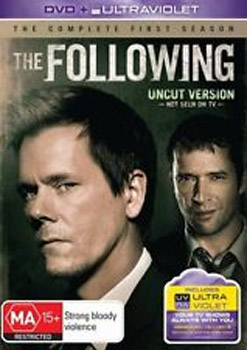 The Following: The Complete First Season DVD