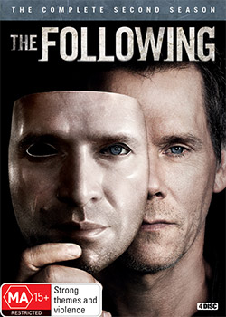 The Following Season 2 DVD