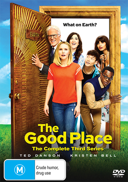 The Good Place Season 3 DVDs