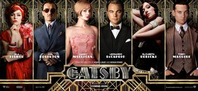 Shawn 'Jay Z' Carter With Baz Luhrmann on The Great Gatsby