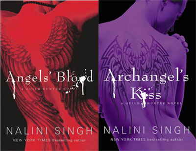 Angel's Blood and Archangel's Kiss