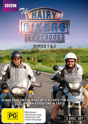 The Hairy Bikers Cookbook Series 1 and 2