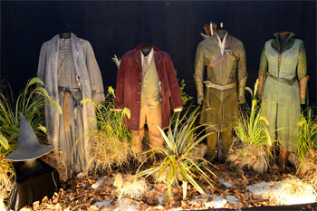 Hobbit Costume Trail for Middle of Middle-earth