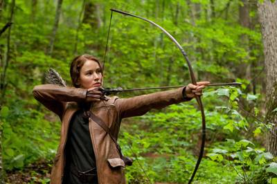 The Hunger Games Training