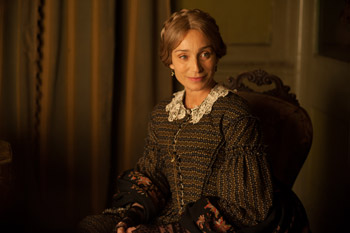 Kristin Scott Thomas and Abi Morgan The Invisible Woman Interview