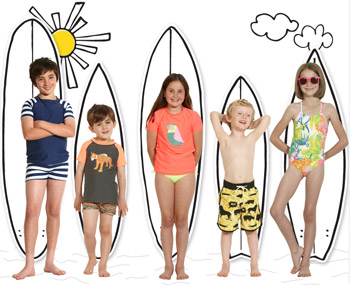 Swim into Summer with The Kidstore