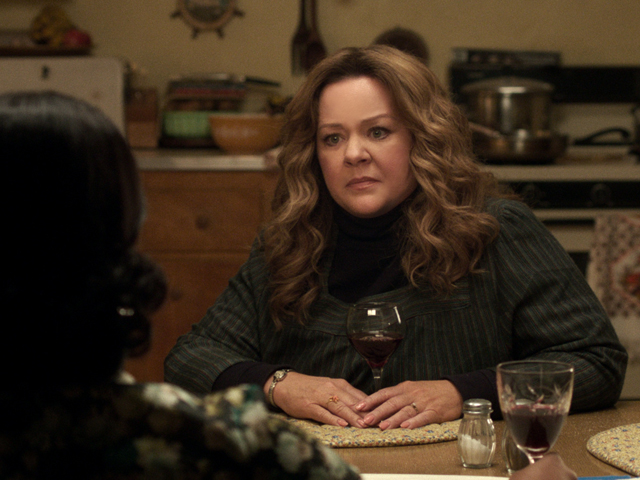 Melissa McCarthy The Kitchen