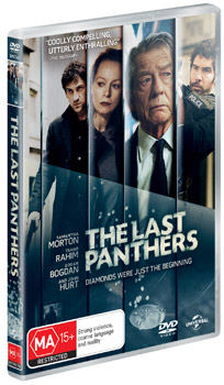 The Last Panthers DVD