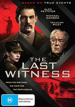 The Last Witness DVDs