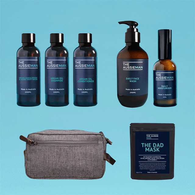 Win The Aussie Man 'Legend' Gift Sets, Made for Classy Dads!